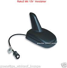 AUTO SHARK SQUALO TETTO ANTENNA piedi radio per VW Polo 86c 6n 6n2 9n 9n3 6r g40 GTI TDI