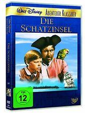 Die Schatzinsel (1950)[DVD/NEU/OVP] Walt-Disney-Klassiker mit Robert Newton in s