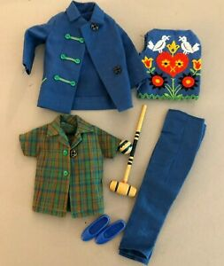 #1920 Fun Time  1965-Skipper doll outfit VINTAGE BARBIE