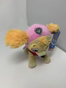 "Paw Patrol – 8"" Skye Plush Toy, Standing Plush Stuffed Animal"