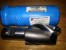 "New listing Niagara Cutter 2"" 2 Flute Hss Endmill 22647"