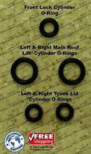 01-04 Mercedes SLK 32 SLK32 AMG Convertible Hydraulic Cylinder Repair Kit R170