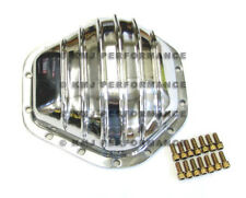73-95 Chevy Truck 14 Bolt Polished Aluminum Differential Cover 3/4 Ton C K 2500