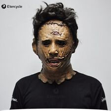 The Texas Chainsaw Massacre Leatherface Masks Scary Horror mask Movie Cosplay Ma