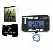 5 stk 50+110°C Temperatur Anzeige Messer Aquarium Thermometer digital LCD