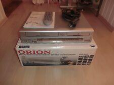 Orion VDR-4002 DVD-Recorder / VHS-Videorecorder in OVP, FB&BDA, 2J. Garantie