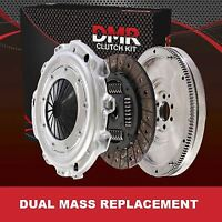 FOR PEUGEOT 307 1.6 HDI DUAL MASS REPLACEMENT FLYWHEEL CLUTCH (SOLID FLYWHEEL)