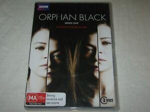 Orphan Black - Series 1 - 3 Disc - BBC - Region 4 - VGC - DVD