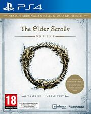 Koch Media The Elder Scrolls online Ps4