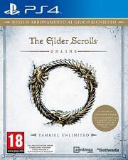 The Elder Scrolls Online Tamriel Unltd. PS4 - versione italiana
