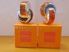 Lot Of 2 Omnia Indian Garnet Bvlgari Perfume 0.17oz / 5 ml  EDT Miniature INBOX