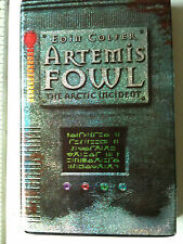 Artemis Fowl by Eoin Colfer (Hardback, 2003) fiction young teeen adventure story