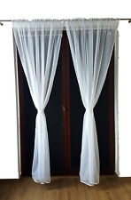 Ready made Net curtains / Voiles / Voile / Firany / Firanki / 022