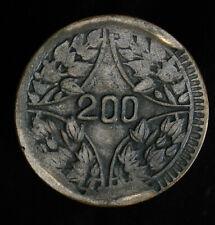 Year 15 (1926) China Szechuan 200 Cash Y#464
