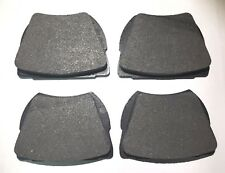 ROVER P5 3 LITRE & P5B V8 1960 TO 1973 SET OF 4 FRONT BRAKE DISC PADS  (RJ074)