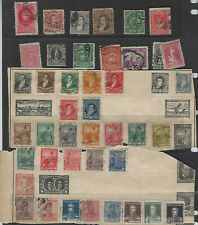 South America-Selection-Classic Older-Some On Pages-Used-