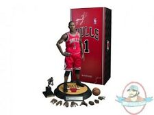 1/6 Real Masterpiece NBA Derrick Rose Chicago Bulls Figure Enterbay