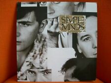 VINYL 33T – SIMPLE MINDS : ONCE UPON A TIME – 80'S BRITISH POP – 1985 VIRGIN FR