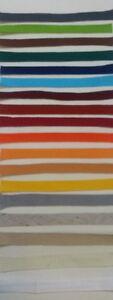 Einfassband Markisenstoff Markisentücher für Volants 17 versch. Farben wählbar