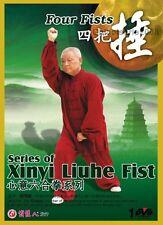 Xing Yi Liuhe Fist Series Four Fists by Hu Xiuqun Dvd