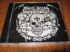 "FRONT BEAST / MEPHISTO ""Split"" CD heretic hellhammer"