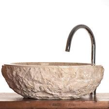 Marble Basin Beige / Cream 40 cm ( wa066 ) Verona