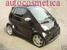 cover specchi in abs cromo Made in Italy MERCEDES SMART FORTWO 450 1999-2006