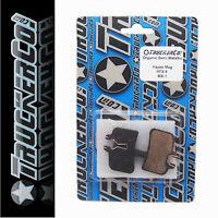 2pr TruckerCo S High Performance Disc Brake Pads Hayes HFX9 carbon HD XC promax