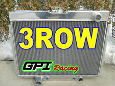 GPI 67-70 Ford Mustang / 68-70 Mercury Cougar/XR7 ALL Aluminum Radiator 3 Row
