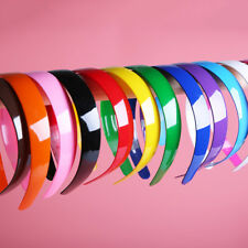 Candy colors Tooth Headband Plastic Sprots Women's Hair Hoop Band Head Piece Hot