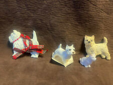 West Higland White Terrier Lot Westie Dog Dandy Design Ornament