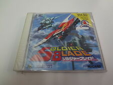 Soldier Blade NEC PC Engine Hu-Card Japan NEW