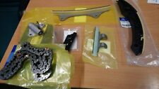 ** GENUINE HYUNDAI I10 I20 1.2 TIMING CHAIN KIT INC GUIDES AND TENSIONER **