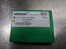 Widia Carbide Insert  (P,M,S) XPHT 33ERGE / XPHT 160412ERGE TN6540 (LOC2497)