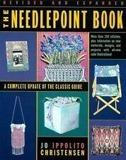 The Needlepoint Book by Jo Ippolito Christensen (1999)