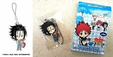 Shokugeki no Soma Food Wars Rubber Strap Boys Assorted Ryo Kurokiba Licensed New