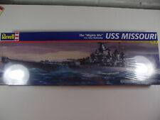 Revell 1:535 USS Missouri Battleship Model Kit SEALED