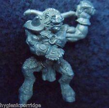 1989 caos bloodbowl 2ª Edición Minotauro jugador 2 Ciudadela All Stars Big Guy Naf