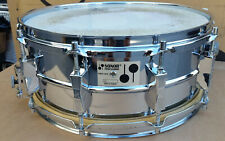 "Vintage Sonor D-505 Phonic Snare Drum 5.75 x 14"" Ferromanganese"