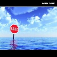 """AND ONE """"S.T.O.P. (LIMITED EDITION)"""" 2 CD NEU"""