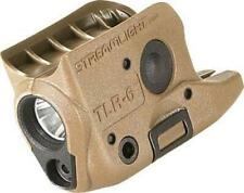 Streamlight Tlr-6 Light-laser - Glock 42-43 Fde Brown