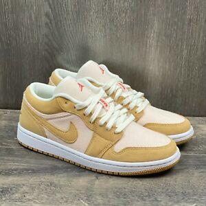 Jordan 1 Low Corduroy SE Nike Air Size Women 10 DH7820-700