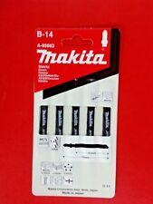 Makita A-85662 B-14 Jigsaw Blades