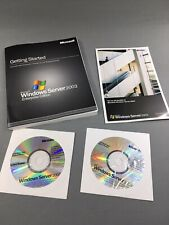 Microsoft Windows Server 2003 Enterprise Edition