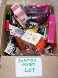 5x Wholesale Cosmetics Job Lot Branded Makeup Loreal maybelline and more