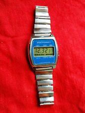 Vintage ELEKTRONIKA 5 Soviet Digital B6 202 30350 USSR Watch TESTED  RARE!!!