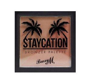 Barry M Staycation Bronzer Palette - 11g