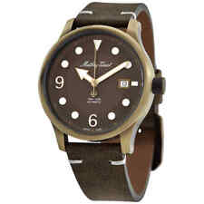 Mathey-Tissot Lord Automatic Brown Dial Men's Limited Edition Watch H112BZV