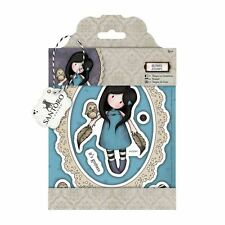 Gorjuss The Owl Doll Stamp Set by Santoro London