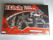 RISK TRANSFORMERS Cybertron Battle Edition  Board Game. Sealed. Parker Hasbro